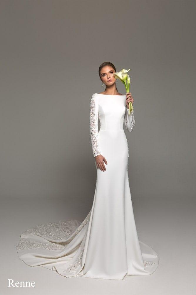 Hochzeitskleid Meerjungfrau köln