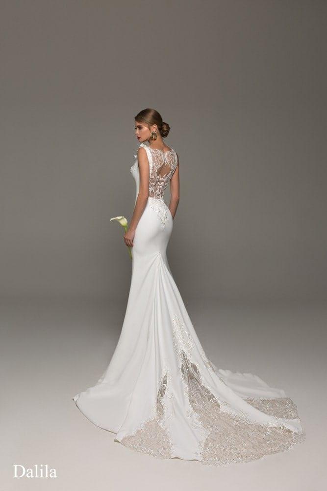 Brautkleider-Trends Meerjungfrau