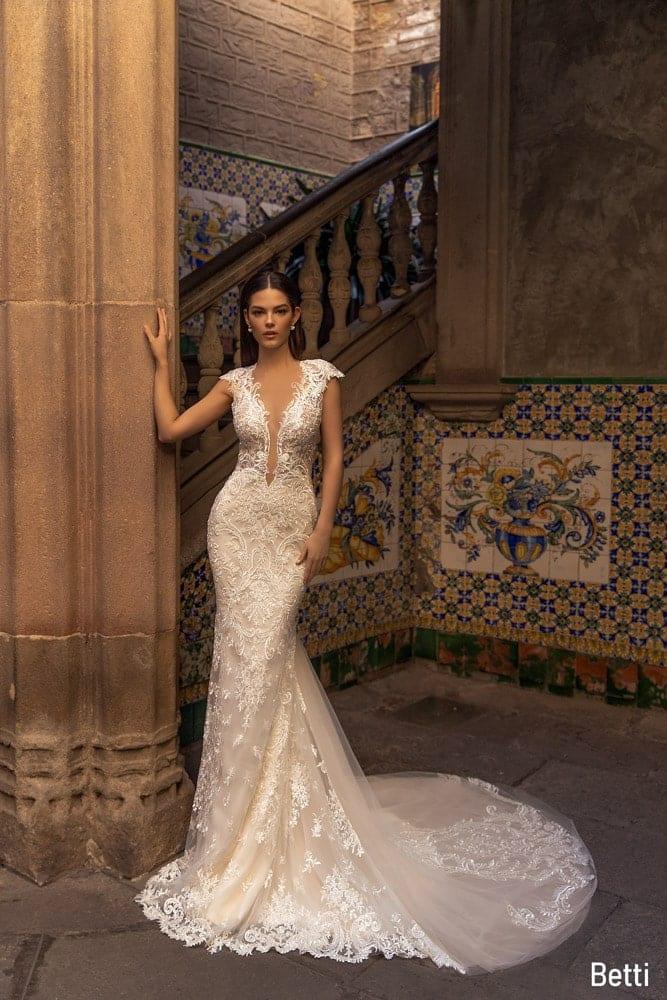 Meerjungfrau Hochzeitskleid Köln