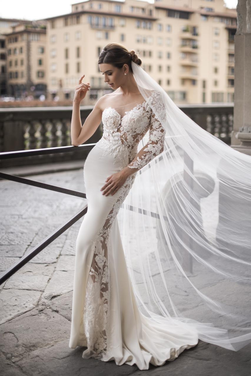 Brautmode Köln Meerjungfrau